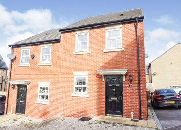 3 bed semi-detached house for sale in Fallbrook Road, Castleford WF10