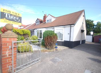 Thumbnail 3 bed semi-detached bungalow for sale in Roseacre, Blackpool