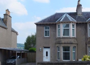Thumbnail 4 bed semi-detached house for sale in Glasgow Road, Perth PH2, Perth,