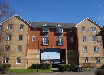 Thumbnail 2 bed flat for sale in Seager Drive, Windsor Quay, Cardiff