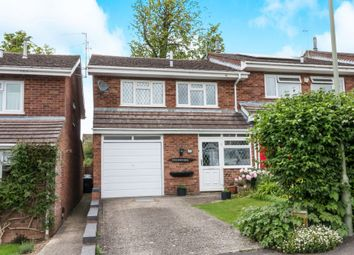 Thumbnail 3 bedroom end terrace house for sale in Frescade Crescent, Basingstoke