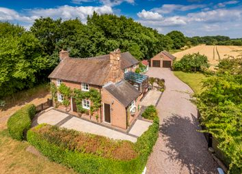 Thumbnail 4 bed detached house for sale in Park Heath, Cheswardine, Market Drayton