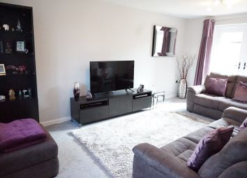 Thumbnail 4 bed detached house for sale in Keepers Close, Glenfield