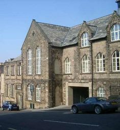 Thumbnail 2 bed flat for sale in Samuels Court, Lancaster