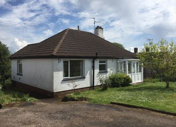 Thumbnail 2 bed detached bungalow for sale in Milkwall, Nr. Coleford, Gloucestershire