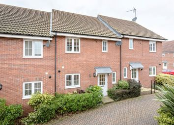 Thumbnail 3 bed terraced house for sale in Honey Road, Little Canfield, Dunmow