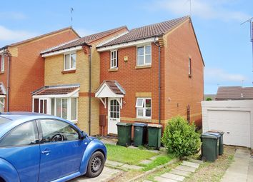 Thumbnail 2 bedroom end terrace house for sale in Rookery Lane, Holbrooks, Coventry