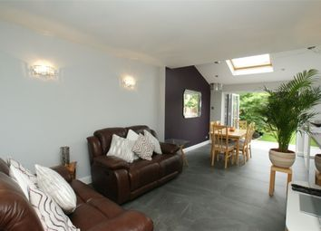 Thumbnail 3 bed semi-detached house to rent in Nightingale Road, West Molesey, Surrey