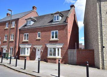 Thumbnail 5 bedroom end terrace house for sale in Typhoon Way, Brockworth, Gloucester