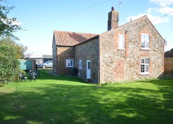 Thumbnail 3 bedroom cottage for sale in South Beach Road, Heacham, King's Lynn