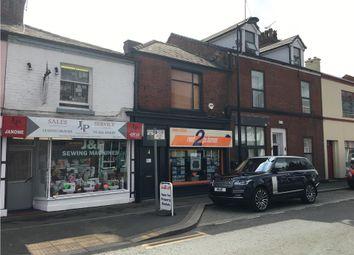 Thumbnail Retail premises for sale in 4 Suez Street, Warrington, Cheshire