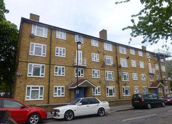 Thumbnail 3 bedroom flat to rent in Gordon Grove, London