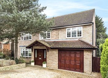 Thumbnail 5 bed detached house for sale in Little Potters, Bushey