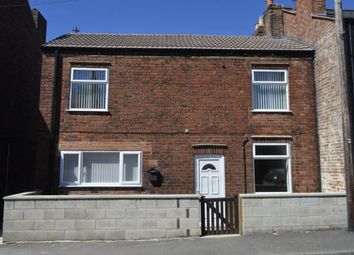 Thumbnail 3 bed terraced house to rent in Queen Street, South Normanton, Alfreton