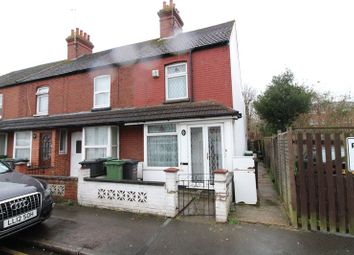 Thumbnail 3 bed end terrace house for sale in Mostyn Road, Luton