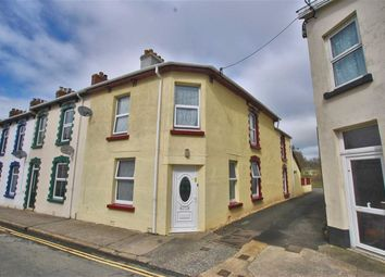 Thumbnail 4 bedroom end terrace house for sale in Northfield Road, Okehampton