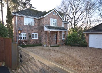 Thumbnail 5 bedroom detached house for sale in Lower Golf Links Road, Broadstone