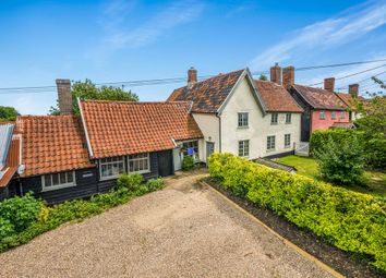 Thumbnail 4 bedroom detached house for sale in Earl Stonham, Stowmarket, Suffolk