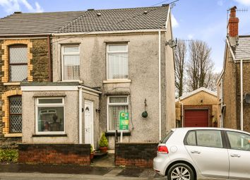 Thumbnail 3 bedroom end terrace house for sale in Loughor Road, Gorseinon, Swansea