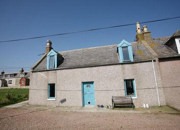 Thumbnail 2 bed semi-detached house to rent in Whinnyfold, Cruden Bay, Peterhead