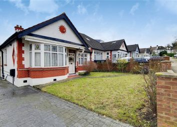 Thumbnail 3 bed bungalow for sale in Hillcroft Crescent, Wembley