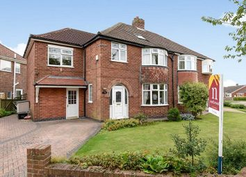 Thumbnail 5 bed semi-detached house for sale in Garyshon Drive, Beckfield Lane, Acomb, York
