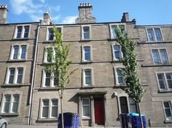 Thumbnail 1 bed flat to rent in Top Right (Flat H), 19 Baldovan Terrace