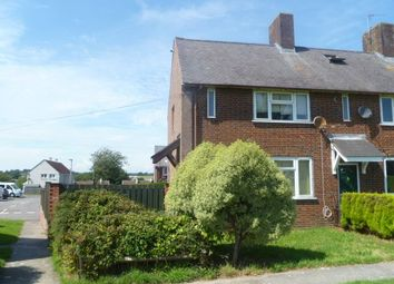 Thumbnail 2 bed end terrace house to rent in Partridge Road, St. Athan