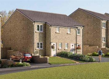 Thumbnail 3 bed semi-detached house for sale in Buckton View, Micklehurst Road