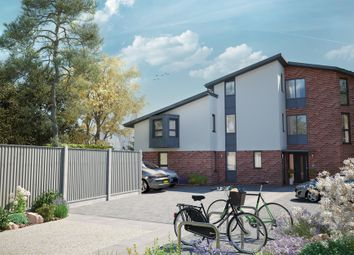 Thumbnail 1 bed flat for sale in Old Swanwick Lane, Lower Swanwick, Southampton