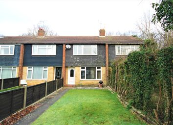 Thumbnail 3 bed terraced house for sale in Highclere Gardens, Knaphill, Woking, Surrey