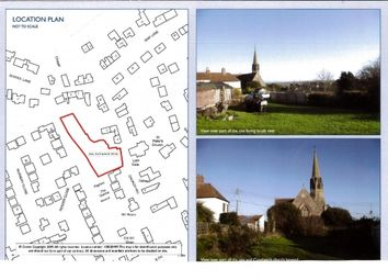 Church Hill, Combwich, Bridgwater TA5. Land for sale