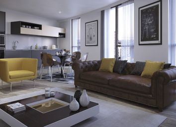 Thumbnail 2 bed flat for sale in Fiftyseveneast, Dalston, London