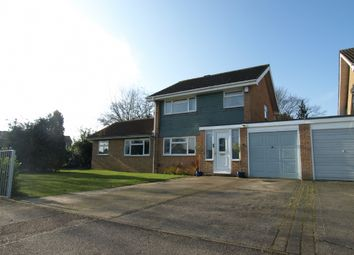 Thumbnail 5 bed detached house for sale in Wordsworth Avenue, Newport Pagnell, Buckinghamshire
