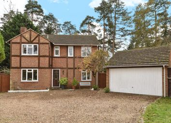 4 bed detached house for sale in Hillsborough Park, Camberley GU15