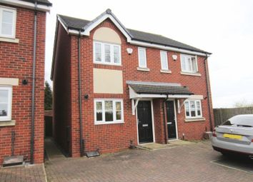 Thumbnail 2 bedroom semi-detached house to rent in Gravity Mews, Bristnall Hall Road, Oldbury