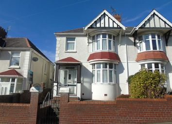 Thumbnail 3 bed semi-detached house for sale in Belvedere Road, Llanelli