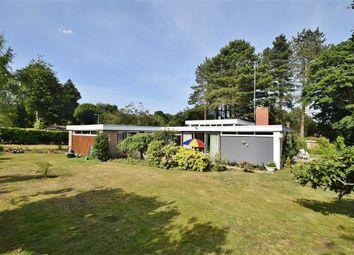 Thumbnail 4 bedroom detached bungalow for sale in Church Drive, Ravenshead, Nottingham