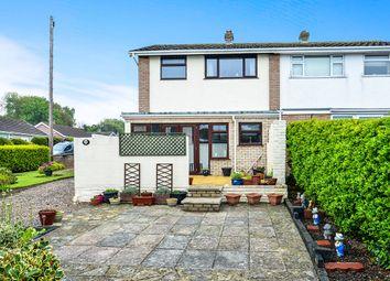 Thumbnail 2 bed semi-detached house for sale in Narrow Lane, Llandudno Junction