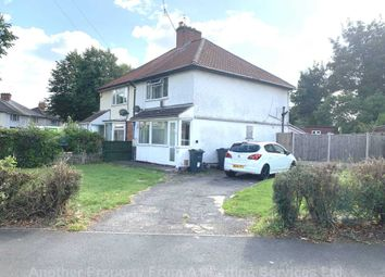 2 bed semi-detached house to rent in Bromwall Road, Birmingham B13