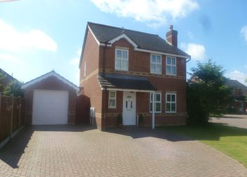 Thumbnail 3 bed detached house for sale in Hopbine Court, Ramsey, Huntingdon