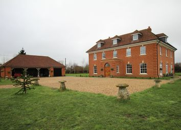 Thumbnail 10 bed detached house for sale in Seend Road, Worton, Devizes