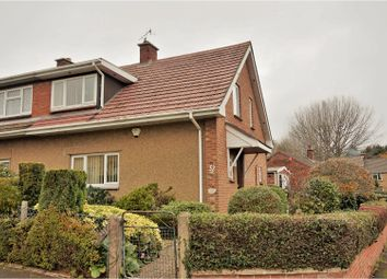 Thumbnail 3 bed semi-detached house for sale in Parks Road, Mitcheldean