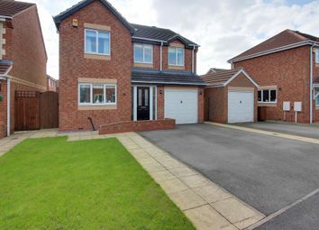 Thumbnail 4 bed detached house for sale in Copestake Close, Long Eaton, Nottingham