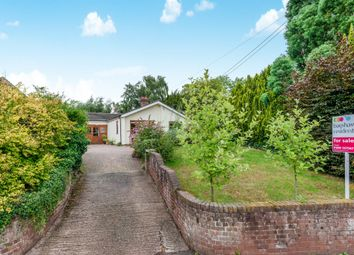 Thumbnail 3 bed detached bungalow for sale in High Street, Marchington, Uttoxeter