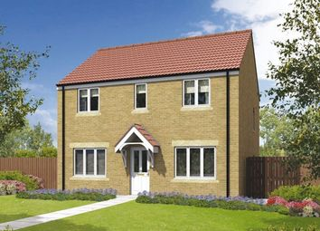"Thumbnail 4 bed detached house for sale in ""The Chedworth"" at Holdingham, Sleaford"