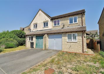 Thumbnail 3 bed semi-detached house for sale in Stonecote Ridge, Bussage, Stroud, Gloucestershire