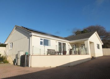 Thumbnail 3 bedroom detached bungalow to rent in Kelly Bray, Callington