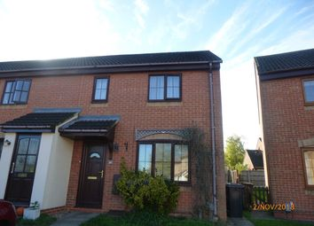 Thumbnail 3 bed end terrace house to rent in Millwright Way, Flitwick, Bedford