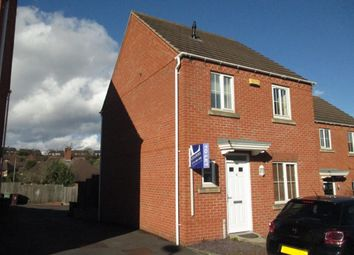 Thumbnail 3 bed property to rent in Blackburn Way, Nottingham